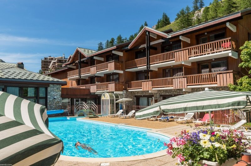 Foto 23 Appartement  Residence Les Chalets de Solaise, Val d'isere
