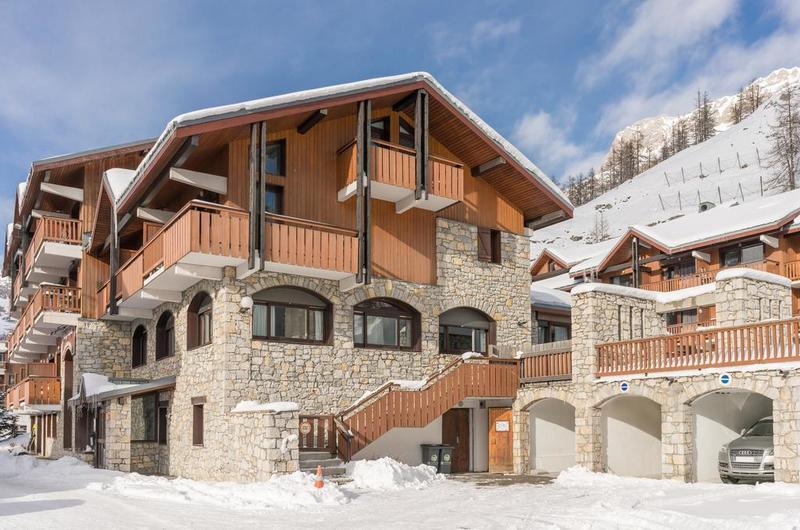 Foto 4 Apartamento Residencia Les Chalets de Solaise, Val d'isere