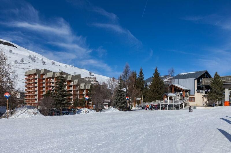 Residencias Varias 1650 - Les 2 Alpes (confort) Dav1