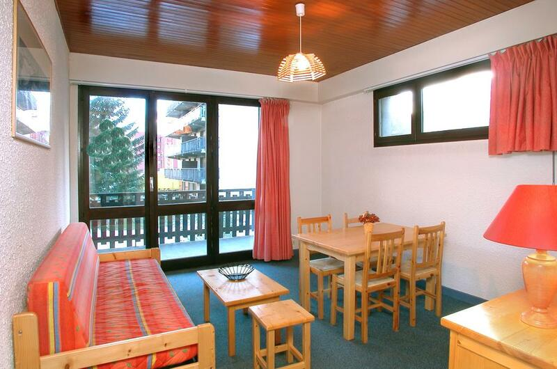 Residencias Varias 1650 - Les 2 Alpes (confort) Dav3