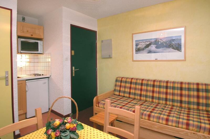 Residencias Varias 1650 - Les 2 Alpes (confort) Dav5