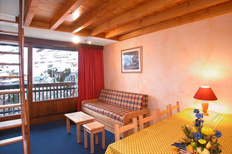 Residencias Varias 1650 - Les 2 Alpes (confort) Dav7