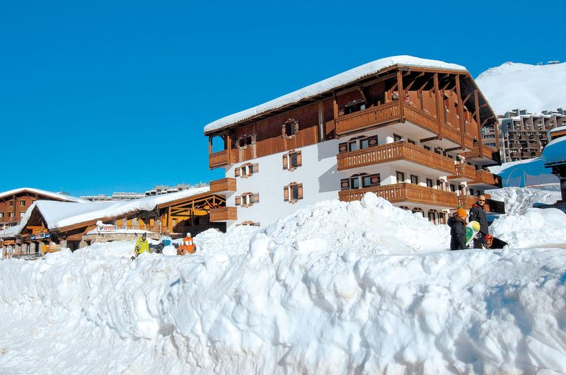 Photos of Residence Le Chalet Alpina in Val claret  (tignes), Francia (1)