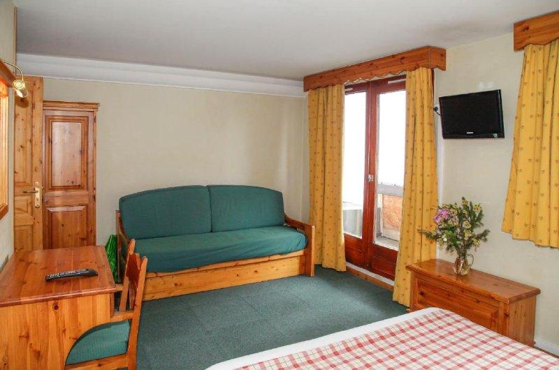 Residence Chalet Alpina A Tignes (od)2