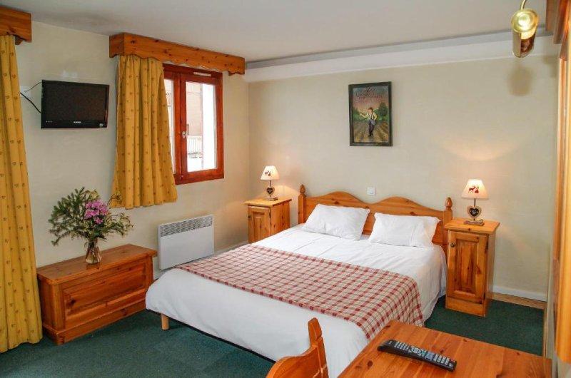 Residence Chalet Alpina A Tignes (od)5