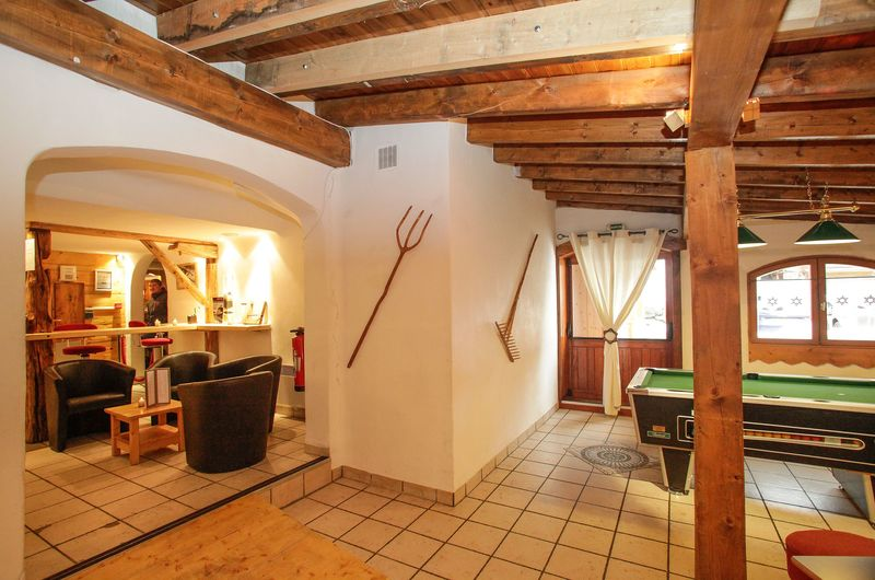 Residence Chalet Alpina A Tignes (od)8