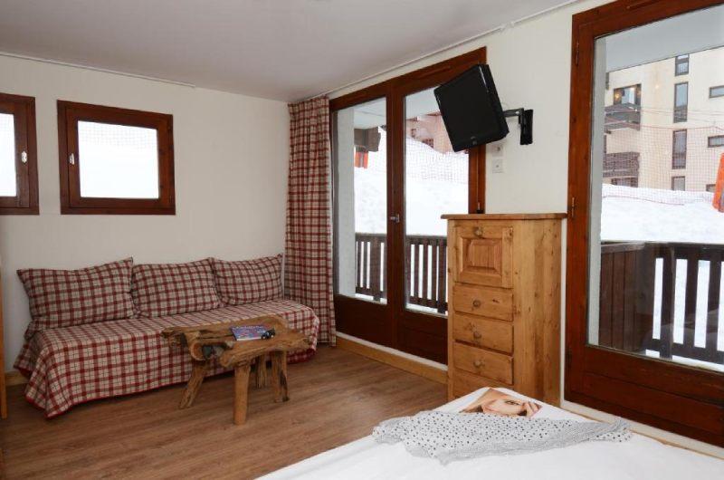 Residence Chalet Alpina A Tignes (od)9