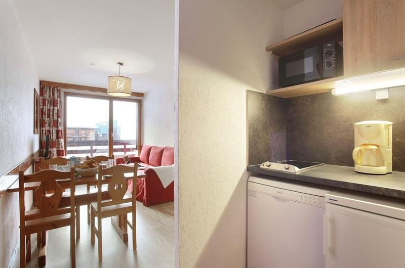 Foto 10 Apartment Residence Le Valset, Valthorens