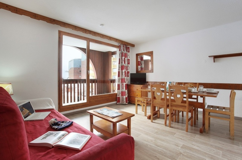 Foto 4 Apartment Residence Le Valset, Valthorens