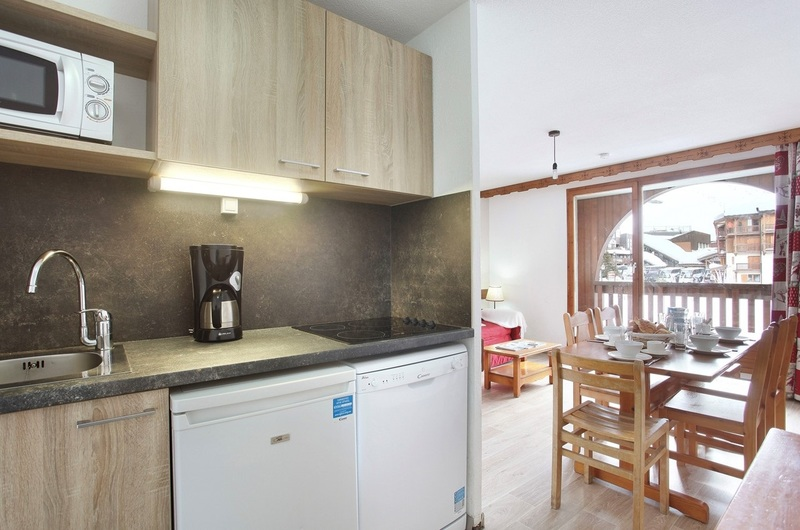 Foto 7 Apartment Residence Le Valset, Valthorens
