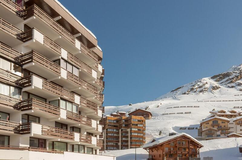 Photos of Residence Le Schuss in Valthorens, Francia (1)