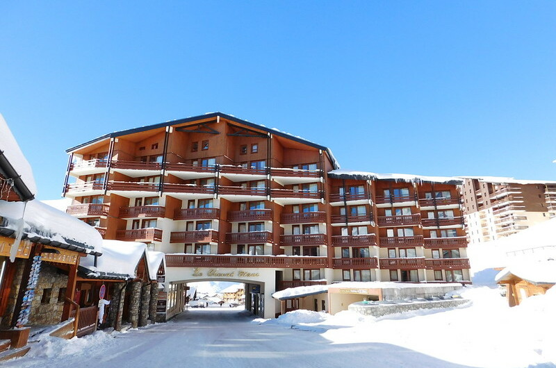 Photos of Residence Le Cheval Blanc in Valthorens, Francia (1)