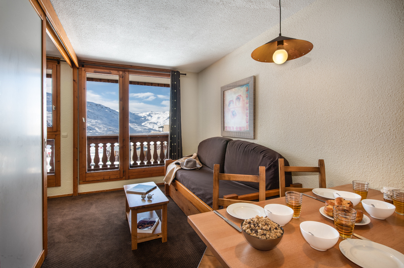 Photos of Residence Le Cheval Blanc in Valthorens, Francia (10)