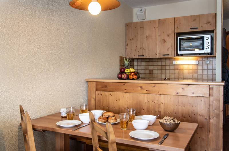 Photos of Residence Le Cheval Blanc in Valthorens, Francia (13)