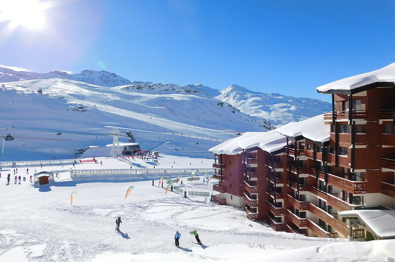 Photos of Residence Le Cheval Blanc in Valthorens, Francia (2)