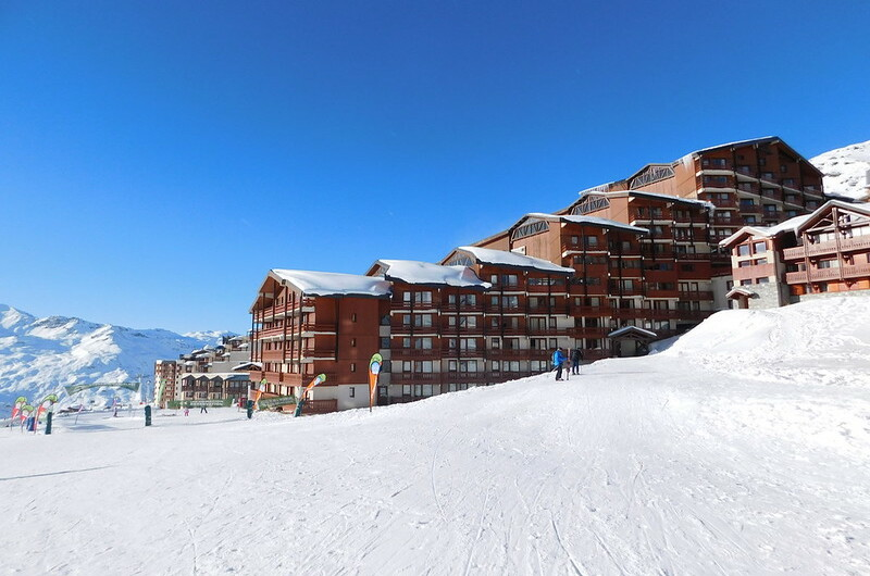 Photos of Residence Le Cheval Blanc in Valthorens, Francia (3)