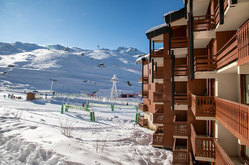 Photos of Residence Le Cheval Blanc in Valthorens, Francia (4)