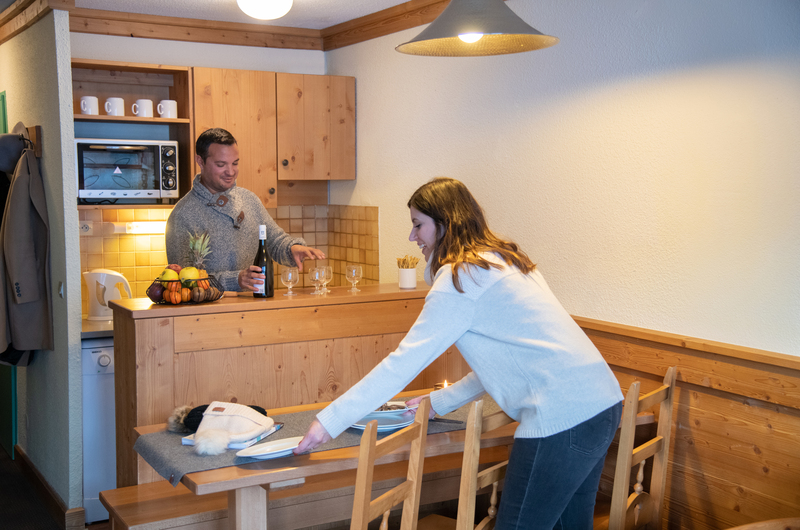 Photos de Residence Le Cheval Blanc à Val Thorens, Francia (8)
