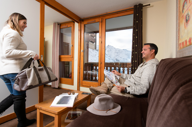 Photos of Residence Le Cheval Blanc in Valthorens, Francia (9)