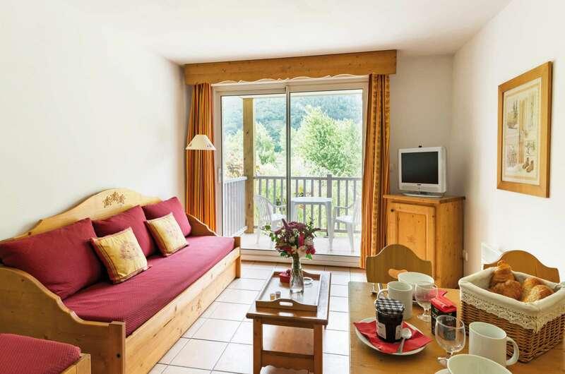 Foto 10 Apartamento Residencia l'Ardoisiere, Saint lary soulan