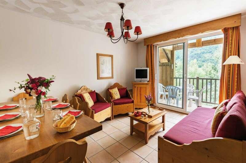 Foto 11 Apartment Residence l'Ardoisiere, Saint lary soulan