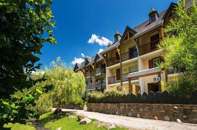 Foto 2 Apartamento Residencia l'Ardoisiere, Saint lary soulan