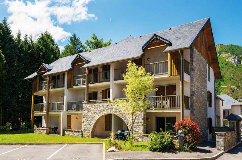 Foto 3 Apartamento Residencia l'Ardoisiere, Saint lary soulan