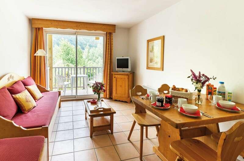 Foto 9 Apartment Residence l'Ardoisiere, Saint lary soulan