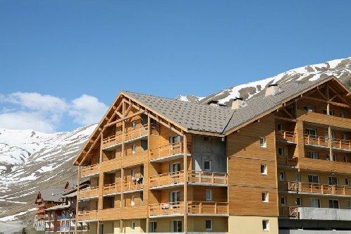 Photos of Residence Les Toits Du Val D'allos in La foux d allos, Francia (4)