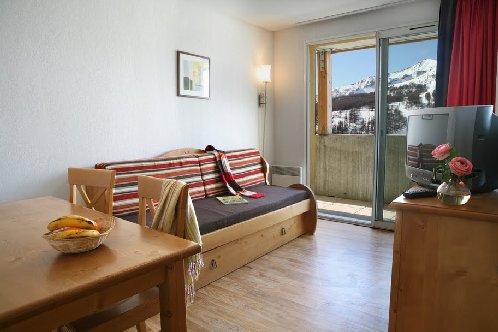 Fotos de Residencia Les Toits Du Val D'allos en La foux d allos, Francia (8)