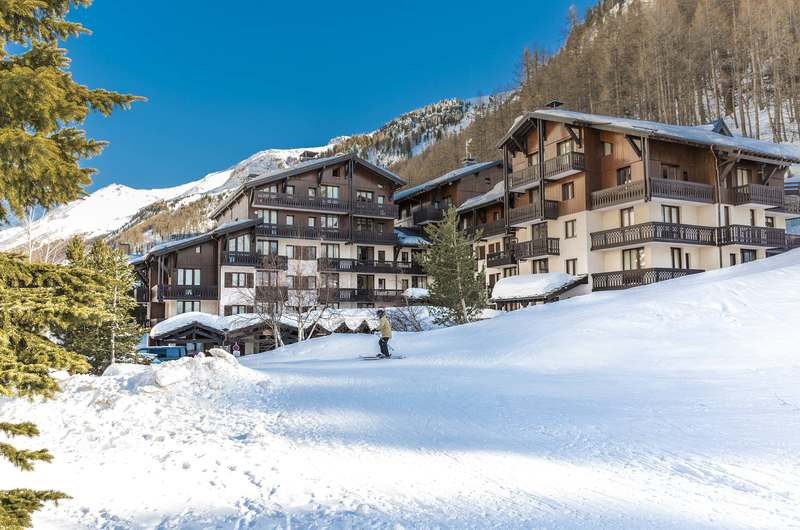 Photos of Residence Les Hauts Du Rogoney in Val d'isere, Francia (1)