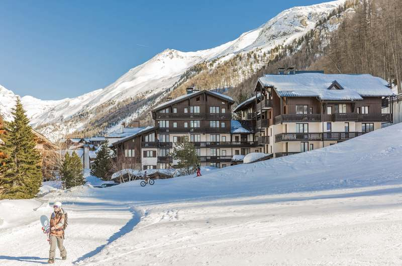 Photos of Residence Les Hauts Du Rogoney in Val d'isere, Francia (4)