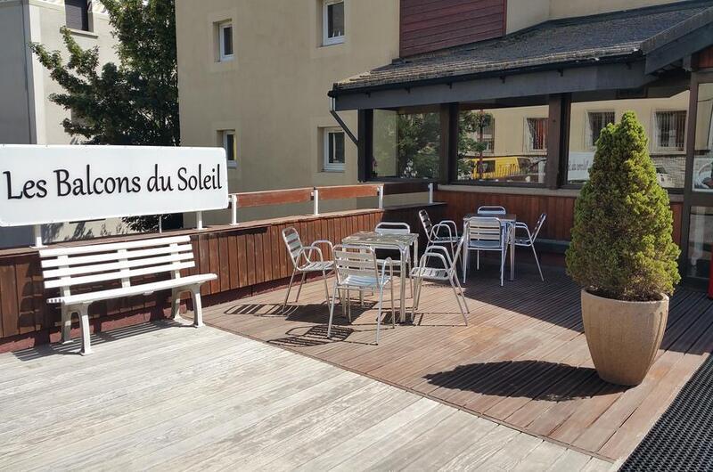 Fotos de Residencia Les Balcons Du Soleil en Font romeu, Francia (2)