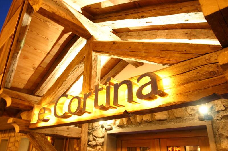 Resid. Cortina Les 2 Alps- 4*1
