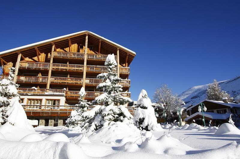 Resid. Cortina Les 2 Alps- 4*2