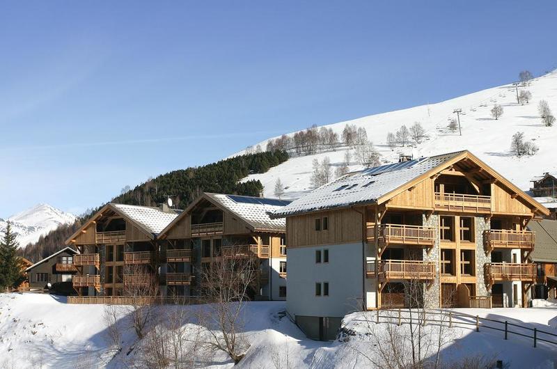 Photos of Residence Goléon in Les 2 alps, Francia (2)