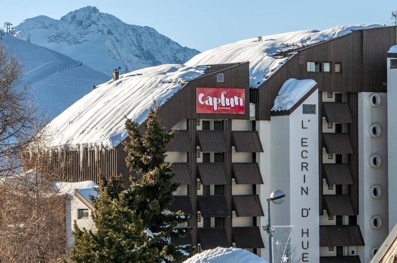 Photos de Residence L´ecrin D´huez à Alpe d'huez, Francia (2)