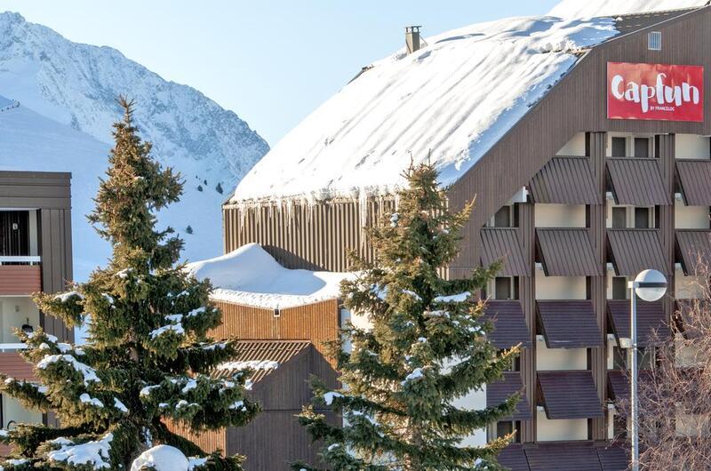 Photos de Residence L´ecrin D´huez à Alpe d'huez, Francia (3)