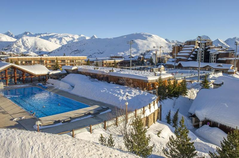 Photos de Residence L´ecrin D´huez à Alpe d'huez, Francia (4)
