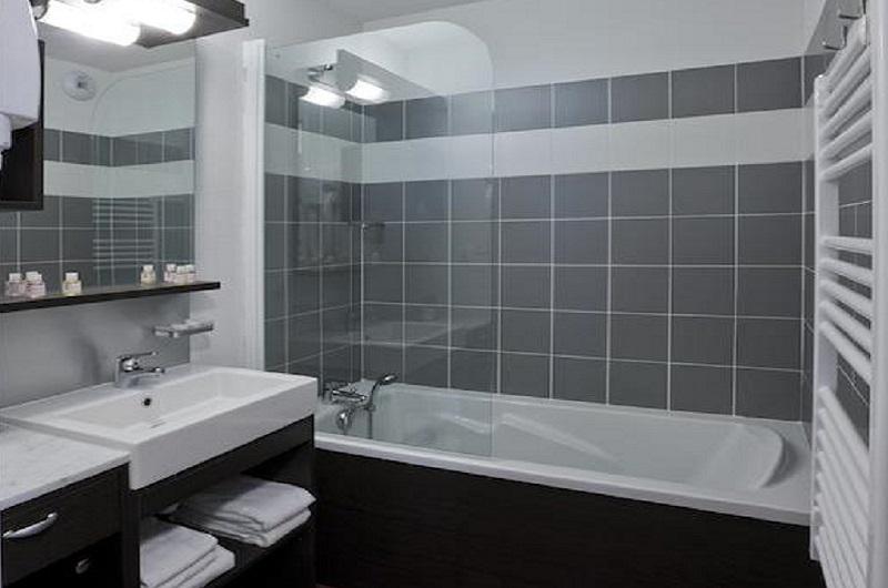 Foto 10 Apartment Les Terrasses de l'Abrau, La foux d allos
