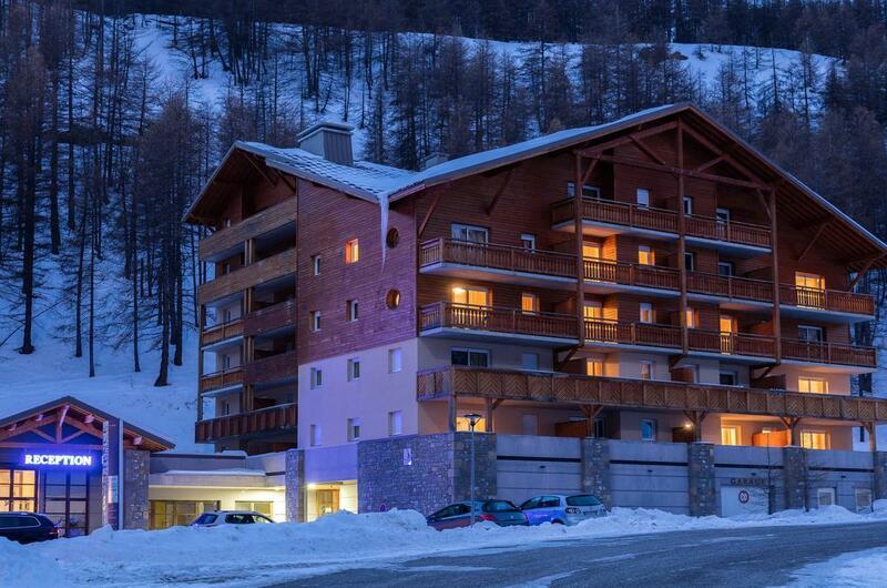 Foto 12 Apartment Les Terrasses de l'Abrau, La foux d allos