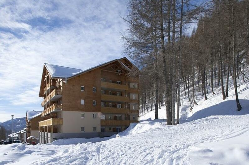 Foto 13 Apartment Les Terrasses de l'Abrau, La foux d allos