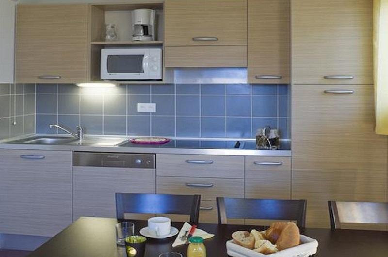 Foto 7 Apartment Les Terrasses de l'Abrau, La foux d allos