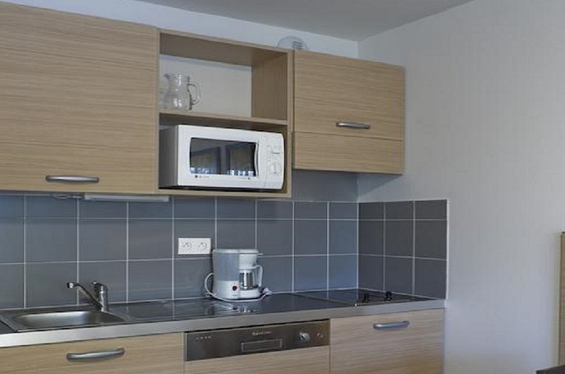 Foto 8 Apartment Les Terrasses de l'Abrau, La foux d allos