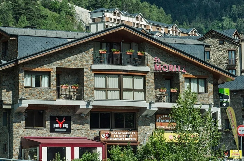 Fotos de Sant Moritz Apartaments en Arinsal, Andorra (1)