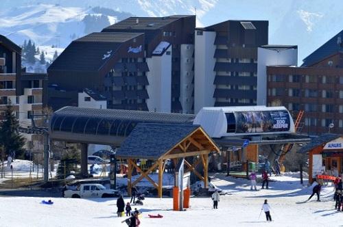 Fotos de Ecrin D'huez ( Sat) en Alpe d'huez, Francia (2)