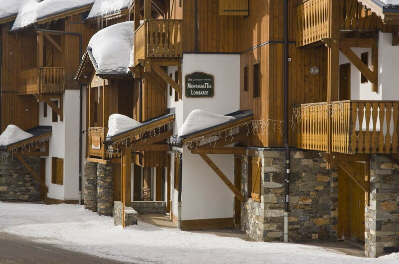 Photos of Xalets Montagnettes Lombarde Val Thorens in Val thorens, Francia (1)