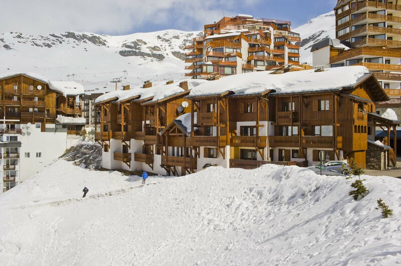 Foto 21 Appartement  Xalets Montagnettes Lombarde Val Thorens, Val thorens