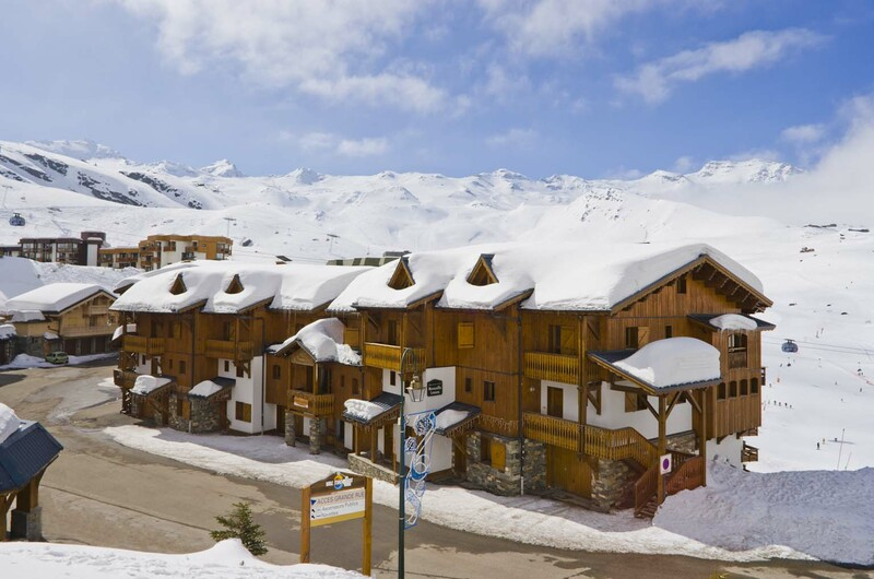 Foto 22 Appartement  Xalets Montagnettes Lombarde Val Thorens, Val thorens