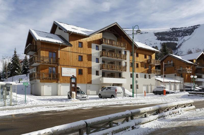 Residencia Au Coeur Des Ours  3* Superior1